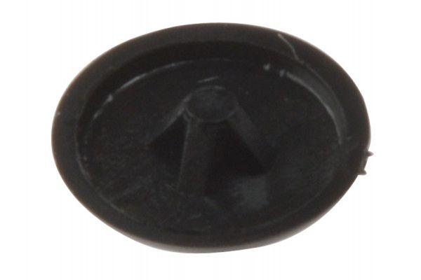 Forgefix Pozi Cover Cap Black No.6-8 Bag 100
