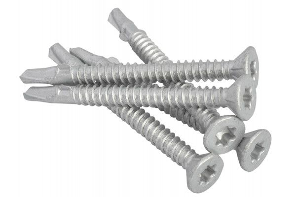 Forgefix TechFast Roofing Screw Timber - Steel Light Section 5.5 x 60mm Pack 100