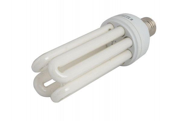 Faithfull Power Plus Low Energy Lightbulb 4u E27 240 Volt 36 Watt