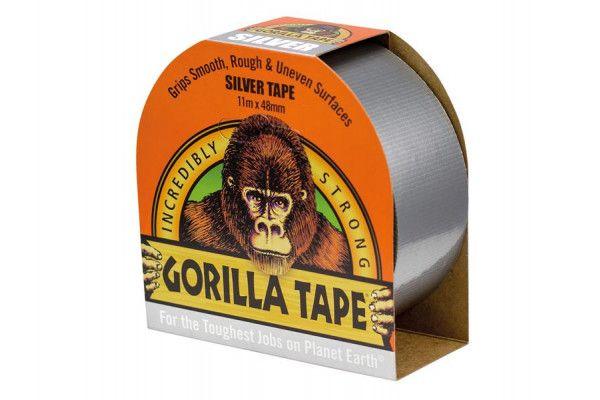 Gorilla Glue, Gorilla Tape Silver