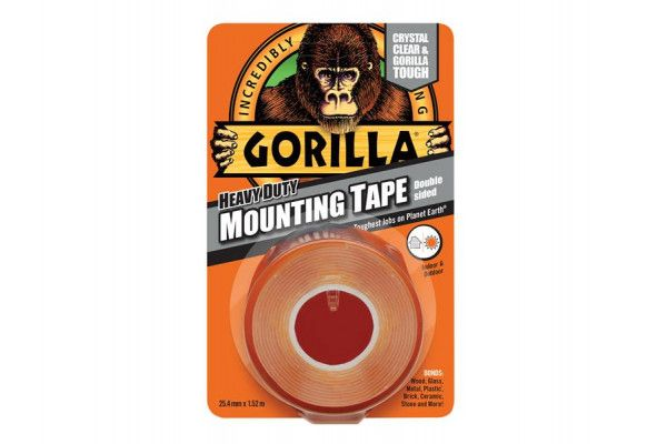 Gorilla Glue, Gorilla Heavy-Duty Mounting Tape