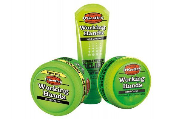 Gorilla Glue, O'Keeffe's Working Hands Hand Cream