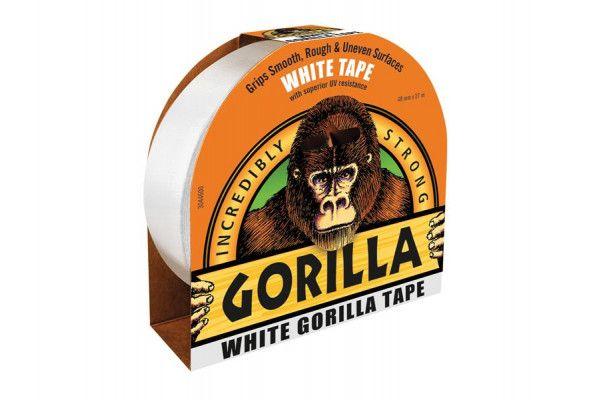 Gorilla Glue Gorilla Tape White 48mm x 27m