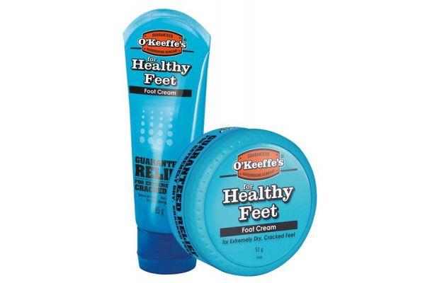 Gorilla Glue O'Keeffe's Healthy Feet Foot Cream, 96g Jar