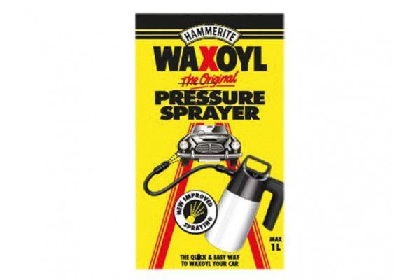 Hammerite Waxoyl Pressure Sprayer
