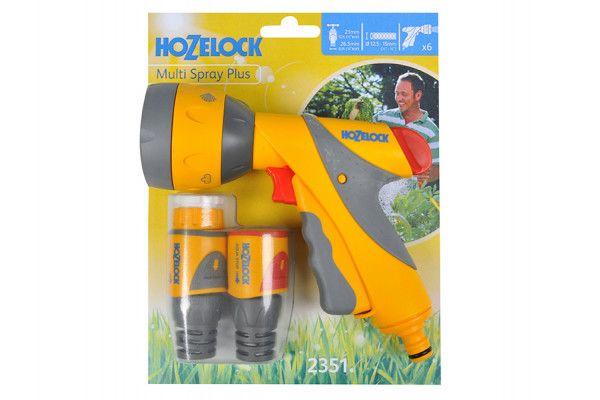 Hozelock 2351 Multi Spray Gun Plus Starter Set