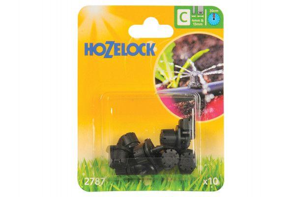 Hozelock Endline Adjustable Mini Sprinkler 4mm/13mm (10 Pack)