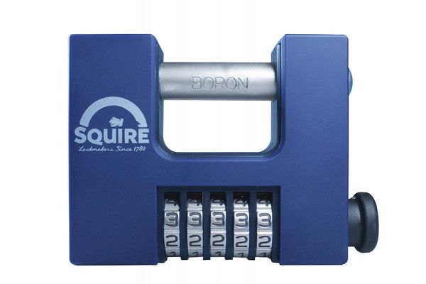 Henry Squire CBW85 Hi-Security Shutter Combination Padlock 83mm