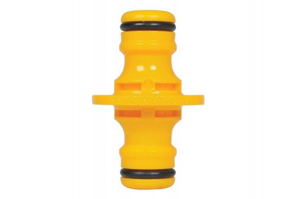 Hozelock 2291 Double Male Connector 12.5mm (1/2in)