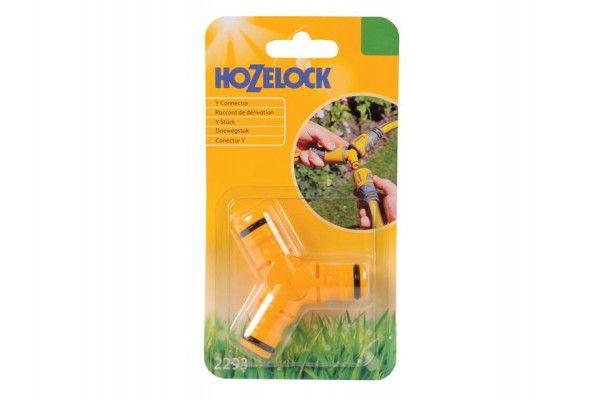 Hozelock 2293 Y Connector 12.5mm (1/2in)