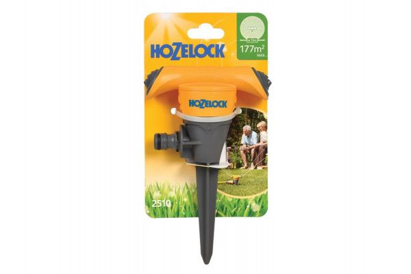 Hozelock Round Sprinkler 177m²
