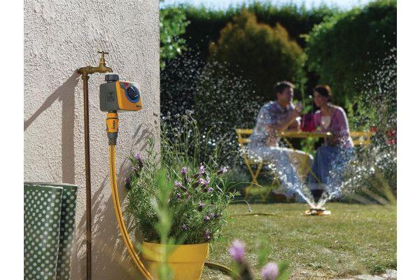 Hozelock 2705 Aqua Control Simple Water Timer AC 1