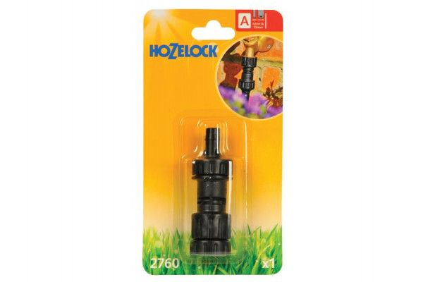 Hozelock 2760 Pressure Reducer 4mm/13mm