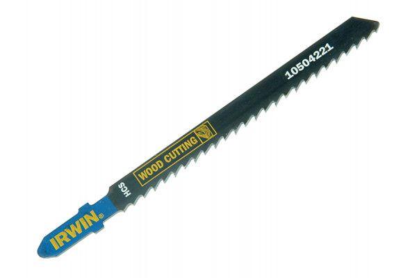 IRWIN Wood Jigsaw Blades Pack of 5 T144D