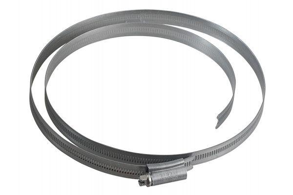 Jubilee® 11.1/2in Zinc Protected Hose Clip 260 - 292 mm (10.1/4 - 11.1/2in)