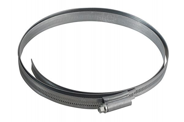 Jubilee® 12.1/2in Zinc Protected Hose Clip 286 - 318mm (11.1/4 - 12.1/2in)