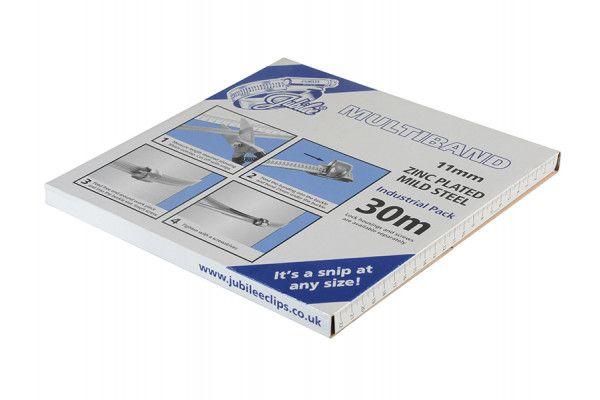 Jubilee® Multiband Mild Steel 11mm 30m Pack