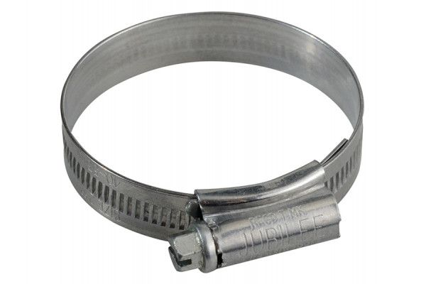 Jubilee® 2 Zinc Protected Hose Clip 40 - 55mm (1.5/8 - 2.1/8in)