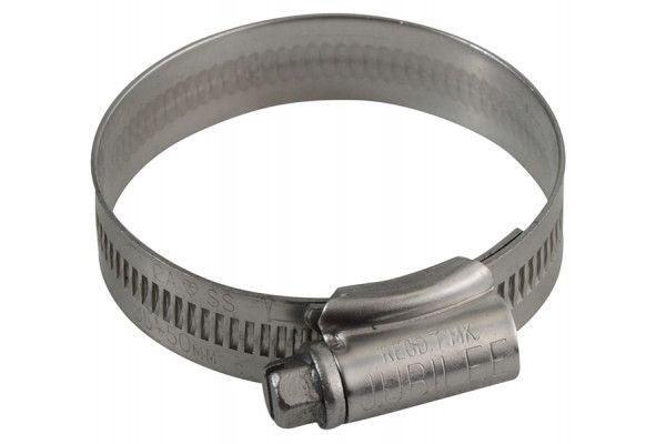 Jubilee® 2A Stainless Steel Hose Clip 35 - 50mm (1.3/8 - 2in)