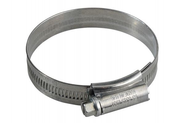 Jubilee® 2X Zinc Protected Hose Clip 45 - 60mm (1.3/4 - 2.3/8in)