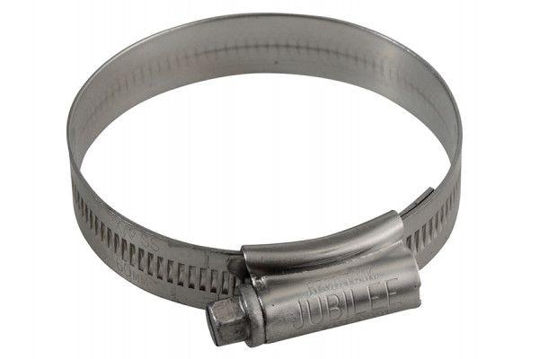 Jubilee® 2X Stainless Steel Hose Clip 45 - 60mm (1.3/4 - 2.3/8in)