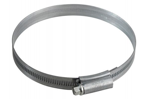 Jubilee® 4X Zinc Protected Hose Clip 85 - 100mm (3.1/4 - 4in)