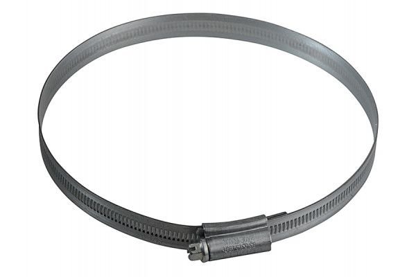 Jubilee® 6 Zinc Protected Hose Clip 110 - 140mm (4.3/8 - 5.1/2in)