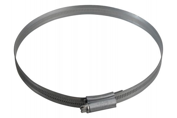 Jubilee® 6X Zinc Protected Hose Clip 120 - 150mm (4.3/4 - 5.7/8in)