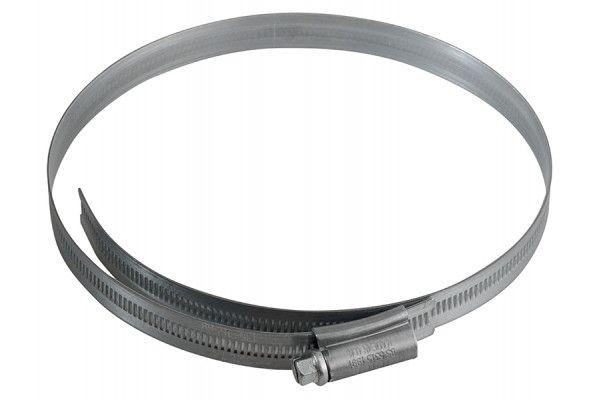 Jubilee® 7in Zinc Protected Hose Clip 135 - 165mm (5.1/4 - 6.1/2in)