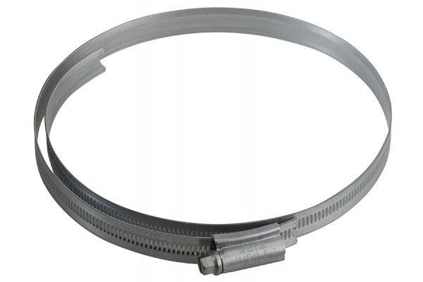 Jubilee® 7.1/2in Zinc Protected Hose Clip 158 - 190mm (6.1/4 - 7.1/2in)