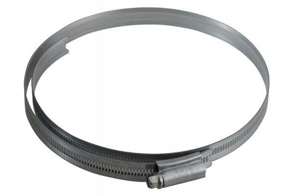 Jubilee® 8.1/2in Zinc Protected Hose Clip 184 - 216mm (7.1/4 - 8.1/2in)