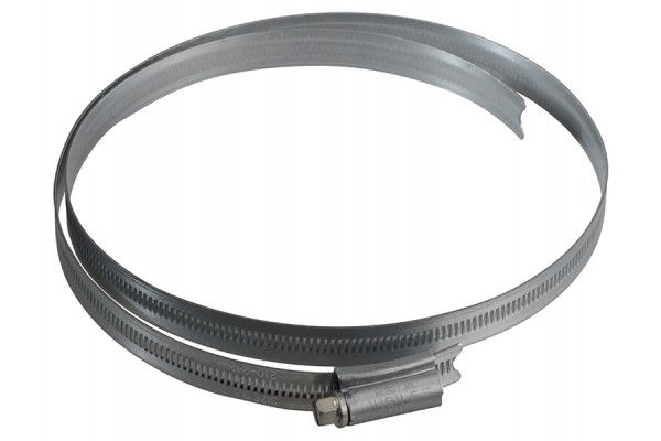 Jubilee® 9.1/2in Zinc Protected Hose Clip 210 - 242mm (8.1/4 - 9.1/2in)