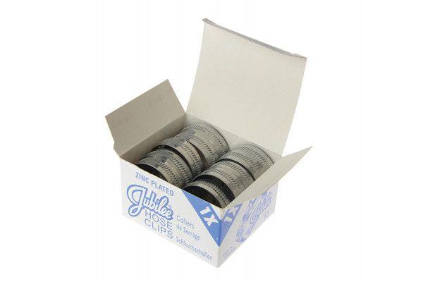 Jubilee® HP100 Handy Pack Assorted 100 Clips (Mild Steel)