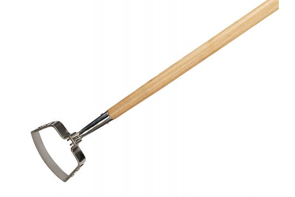 Kent & Stowe Long Handled Oscillating Hoe Stainless Steel