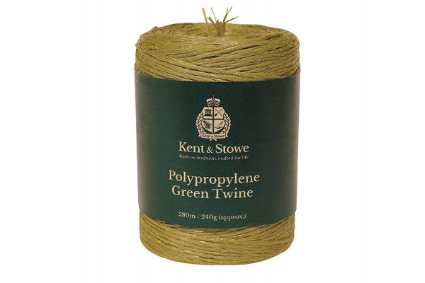 Kent & Stowe Poly Green Twine 280m (240g)
