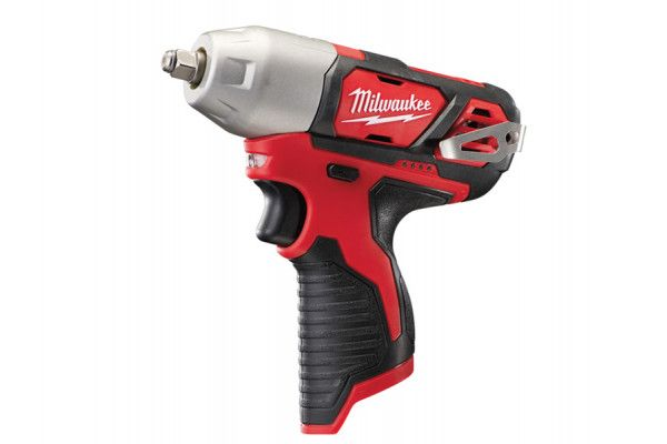 Milwaukee M12 BIW38-0 Sub Compact 3/8in Impact Wrench 12V Bare Unit