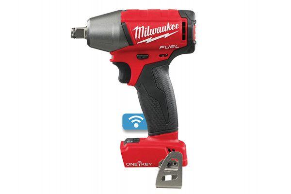 Milwaukee M18 ONEIWF12-0 Fuel™ ONE-KEY™ 1/2in FR Impact Wrench 18V Bare Unit