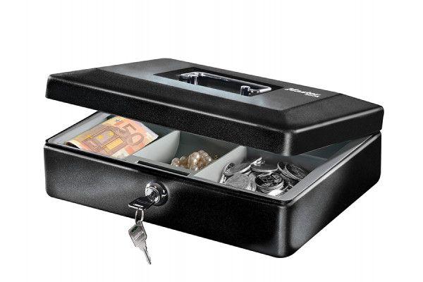 Master Lock Small Cash Box with Keyed Lock