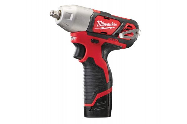 Milwaukee, M12 BIW38 Compact 3/8in Impact Wrench
