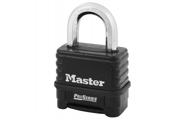 Master Lock ProSeries Die-Cast Zinc Body 4 Digit Padlock 57mm