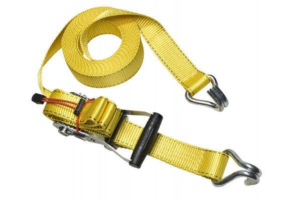 Master Lock Ratchet Tie-Down J Hooks 8.25m