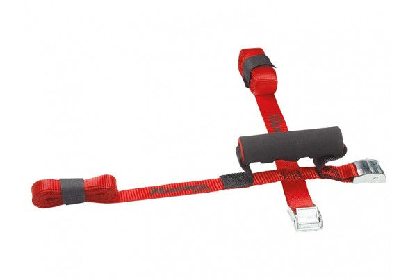 Master Lock Carry Straps 2.5m Crossed
