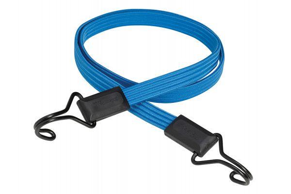 Master Lock Flat Bungee 120cm Dark Blue Double Hook