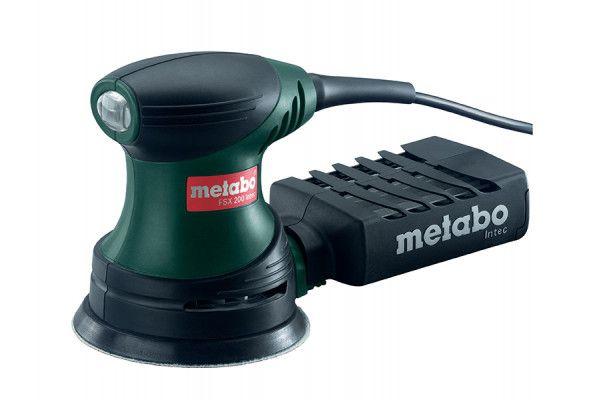 Metabo FSX-200 Intec Palm Disc Sander 125mm 240W 240V