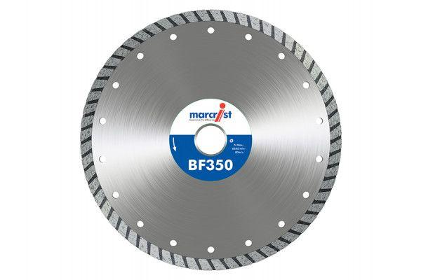 Marcrist, BF350 Turbo Diamond Blades