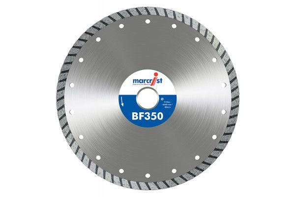 Marcrist BF350 Turbo Diamond Blade 125 x 22.2mm