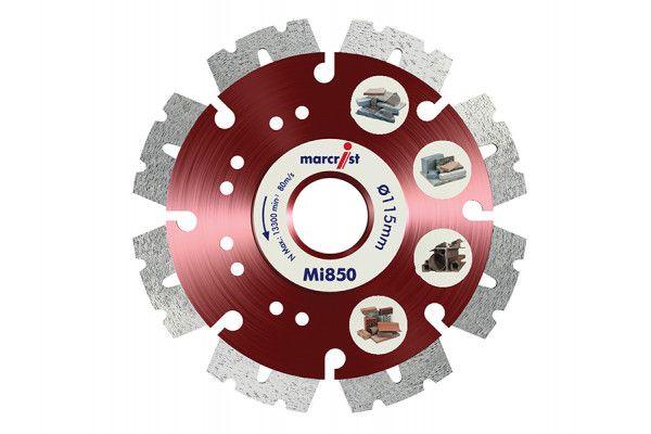 Marcrist, Mi850 Fast Universal Cut Diamond Blades