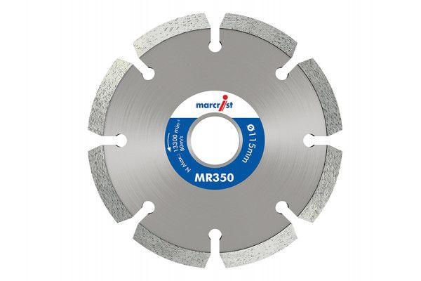 Marcrist MR350 Trade Mortar Rake Diamond Blade 115 x 22.2mm