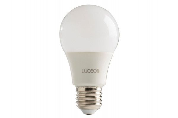 Masterplug LED Classic A60 Bulb E27 (ES) Non-Dimmable 810 Lumen 9 Watt 2700K