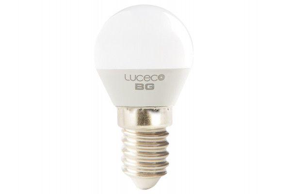 Masterplug LED Mini Globe Bulb E14 (SES) Non-Dimmable 470 Lumen 5.2 Watt 2700K